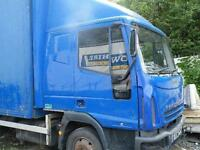 Iveco Eurocargo/ Sleeper cab only