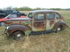 HELP!!! Wanted this 1940 Ford.