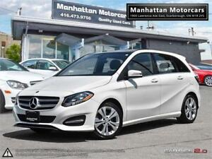 2015 MERCEDES BENZ B250 4MATIC Sports Tourer |NAV|PANO|CAMERA