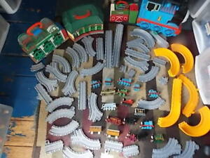 Thomas The Train , Track & Trains Diecast Lot