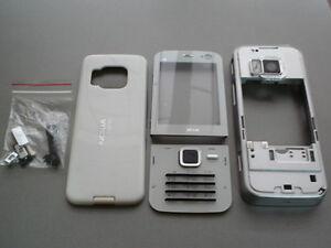 new Nokia N78 cover housing keypad set  white