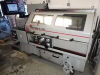 XYZ MODEL VL 355 PROTURN SEMI CNC TEACH LATHE YEAR 2004