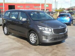 2017 Kia Carnival YP MY18 S Grey 6 Speed Automatic Wagon Brendale Pine Rivers Area Preview