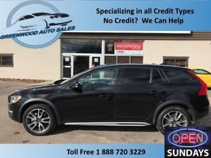 2016 Volvo V60 Cross Country T5 Premier! AWD! BEAUTIFUL UNIT! CA