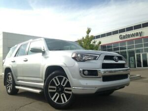 2014 Toyota 4Runner Limited 4WD 7-Pass Leather, Heated Seats, Su