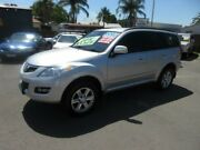 2013 Great Wall X240 CC6461KY MY11 (4x4) Silver 5 Speed Manual Wagon Waratah Newcastle Area Preview