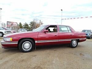 1995 Cadillac DEVILLE FWD For Sale Edmonton