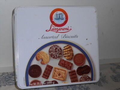 - Italian Larzaroni Assorted Biscuits (Cookie) Tin