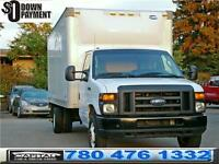2011 Ford Econoline Commercial *cube van*