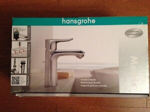 BRAND NEW CHROME BATHROOM TAP / FAUCET