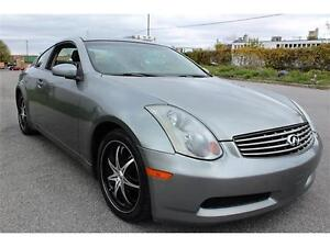 2003 Infiniti G35 Coupe,AUTO,WELL MAINTAINED A-Z,SUPER!PERSONAL.