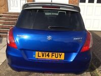 Suzuki swift 1.2 SZ-L 3dr for sale One lady owner from new