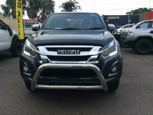 2019 ISUZU D-MAX LS-U HIGH RID  AUTO MY19. 3.0L T DIESEL LOW KMS BRAND NEW CONDITION ALLOY WHEELS AL Lansvale Liverpool Area Preview