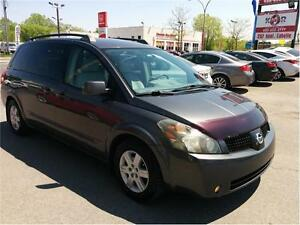 2004 Nissan Quest SL, AUTO, A/C, FULL EQUIP, CRUISE, 3.5L, V6