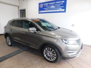 2016 Lincoln MKC Reserve AWD LEATHER NAVI SUNROOF REMOTE START