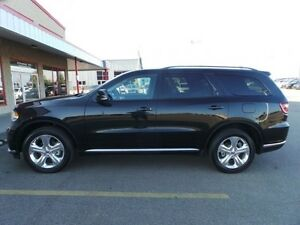 2015 Dodge Durango AWD LIMITED DVD Accident Free,  Rear DVD,  Le Edmonton Edmonton Area image 2
