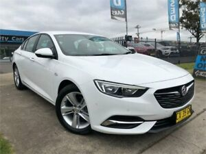 2018 Holden Commodore ZB MY18 LT Liftback White 9 Speed Sports Automatic Liftback Mulgrave Hawkesbury Area Preview