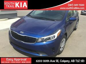 2017 Kia Forte LX 6 SPEED MANUAL