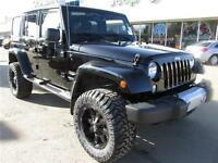2015 Jeep Wrangler Unlimited Sahara - Lifted - Just $324 b/w