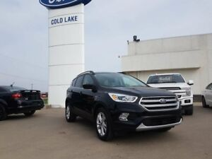 2017 Ford Escape SE, 4WD, FORDPASS, 10-WAY DRIVER SEAT, BACK UP