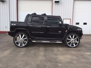 2006 HUMMER H2 Pickup Truck