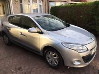 Renault Megane 1.5 dCi ECO FAP Expression 5dr with 3 keys, 1 year warranty and full service history