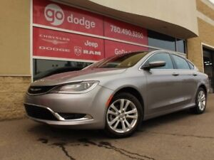 2016 Chrysler 200 Limited / Heated Front Seats