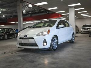 2014 Toyota PRIUS C Technology, 3M Hood, Navigation, Leather, He