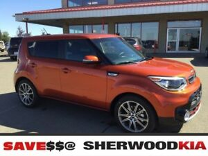 2018 Kia Soul SX Heated Seats, Back Up Cam, Keyless Entry, - Edm