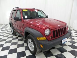 2006 Jeep Liberty Sport - CYV Wholesale As-Traded