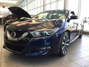 2016 Nissan Maxima SR Navigation (GPS),  Leather,  Heated Seats,