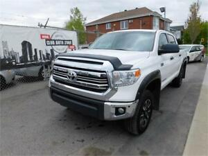 TOYOTA TUNDRA SR5 CREW MAX TRD RACING 4WD 2016 (AUTOMATIQUE)