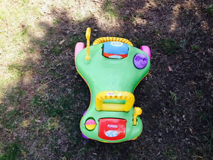 Playskool Step Start Walk 'n Ride Walker & Ride-On Toy Peterborough Peterborough Area image 3