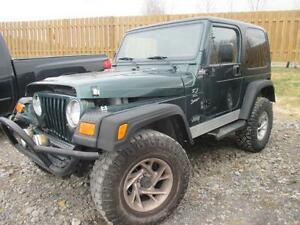 1999 Jeep TJ Sport **BRAND NONE*CLEAN TITLE**