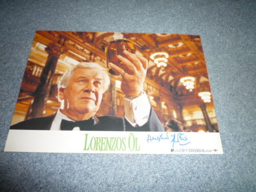 PETER USTINOV (+)  signed Autogramm In Person 20x30 cm