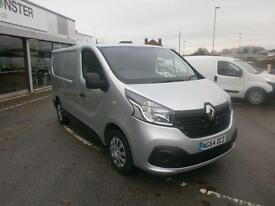 Renault Trafic Sl27 Energy Dci 120 Business+ Van DIESEL MANUAL SILVER (2015)
