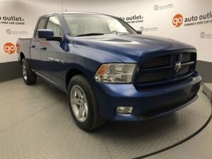 2011 Ram 1500 Sport 4x4 Quad Cab Short Box