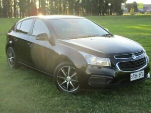 2015 Holden Cruze JH Series II MY15 Equipe Black 6 Speed Sports Automatic Hatchback Gepps Cross Port Adelaide Area Preview