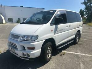 1999 Mitsubishi Delica Spacegear