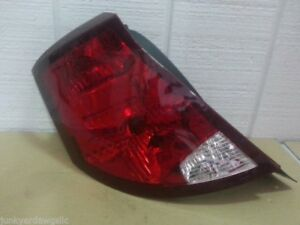 Saturn ion taillight tail light lamp taillamp lumiere feux