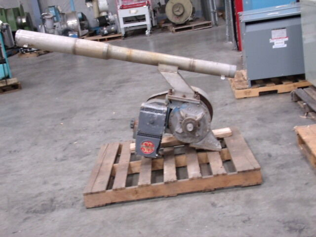 """Young 6 """" Rotary Air Lock Valve"""