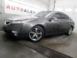 2010 Acura TL SH-AWD TECH PACK NAVIGATION CAMERA CUIR TOIT