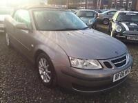 2006 SAAB 9 3 1.8t Linear CONVERTIBLE FULL LEATHER INTERIOR
