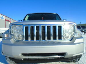 2009 JEEP LIBERTY ROCKY MOUNTAIN EDITION-ONE OWNER-CLEA CARPROOF