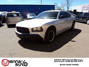 2007 Dodge Charger Base 4dr Rear-wheel Drive Sedan