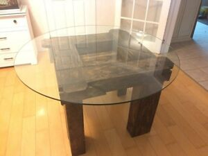 One of a Kind Rustic Table