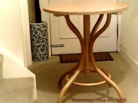 Wooden Bistro Dining Table