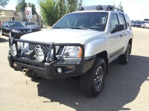 2014 Nissan Xterra PRO-4X 4X4 Navigation (GPS),  Leather,  Back-