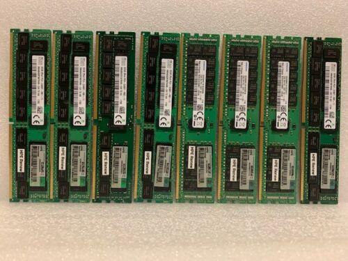 HPE 809083-091 32GB Memory DDR4 SDRAM SMART CHIP Genuine HPE Hewlett Packard