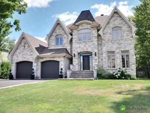 maison haut de gamme à vendre à mirabel